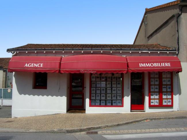 Agence immobili re dominique for Agence immobiliere orange